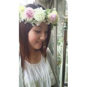 ピンポンマムの花冠