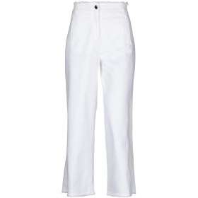 《セール開催中》INCOTEX レディース ジーンズ ホワイト 40 コットン 98% / ポリウレタン 2%