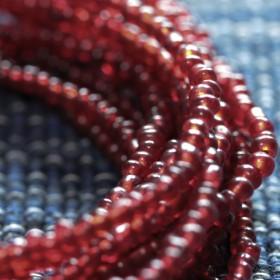 *Java grass beads