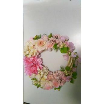 花束リース