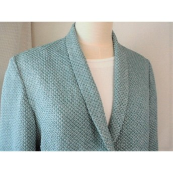 着物リメイク 総絞りのジャケット