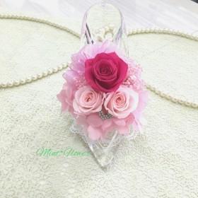 ブライダル*ガラスの靴〜Pink ver.〜
