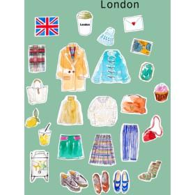 ファッションシール(Londonコレクション)