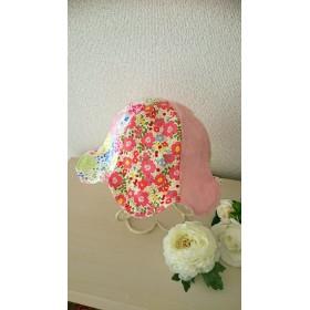 春 お花見チューリップハット ピンク