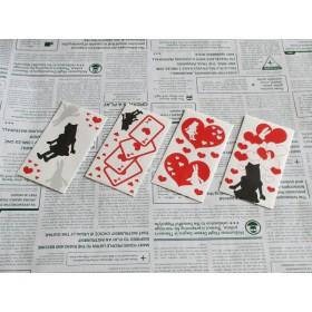 選べるポチ袋10枚(アリス/ホワイト)