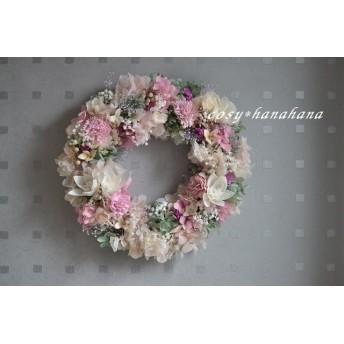 wreath「花吹雪」