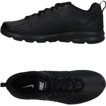 《セール開催中》NIKE メンズ スニーカー&テニスシューズ(ローカット) ブラック 10.5 革 / 紡績繊維