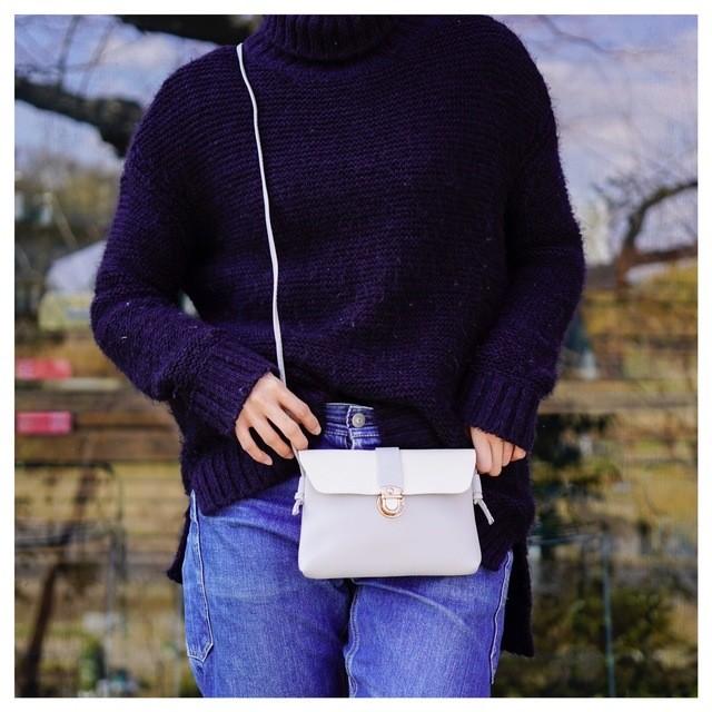 【ちょこっとお出かけに♪】ショルダーバッグ グレー ミニバック お財布ポシェット ショルダー お財布バッグ ウォレットバッグ ミニバッグ レザー