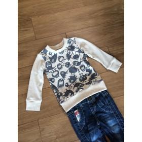 ++ size 90 定番Tシャツ(モンスター) ++