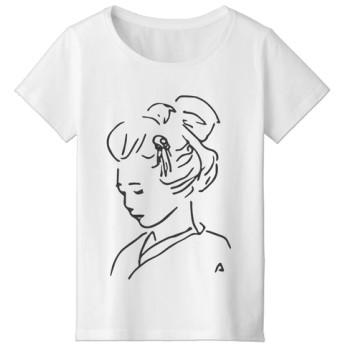 美女Tシャツ03(MENS/LADIES)