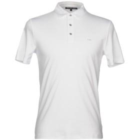 《セール開催中》MICHAEL KORS MENS メンズ ポロシャツ ホワイト XS コットン 100%