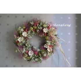 秋花wreath