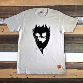 かわいい魔王Tシャツ ホワイト メンズ S M L
