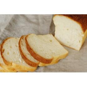 【ふんわり】日本式超加水食パン