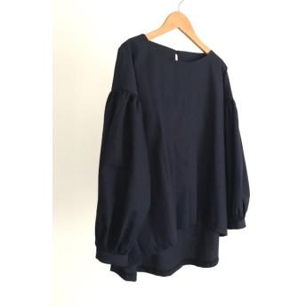 cotton navy blue