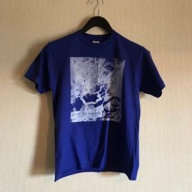 手刷りT-shirt 5.6oz サイズ:S