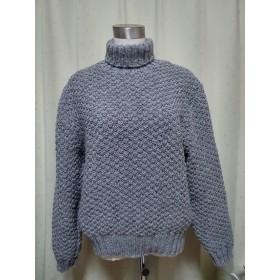 オーダー品 鹿の子のセーター