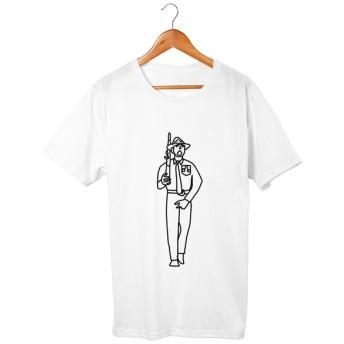 Hartman #2 Tシャツ 5.6oz