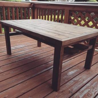 折り畳み式 センターテーブル