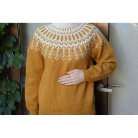 人気のラインセーター 1