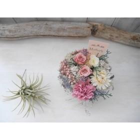 母の日 pink Flower arrangement