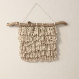 【新作】(7A-6) タペストリー・weaving(ウィービング)・壁掛け飾り