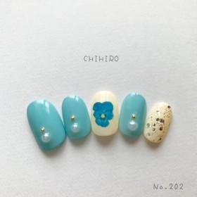 ネイルチップ No.202