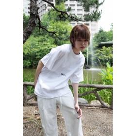 00○○ 縮小Tシャツ / WHITE ※ユニセックスで着用可能