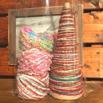 ラストSALE!選べる!クリスマス&カラフルセット 引き揃え糸 詰め合わせ