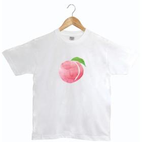 ピーチ Tシャツ