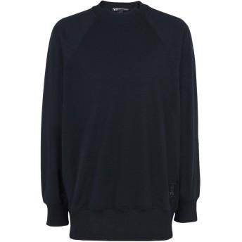 《セール開催中》Y-3 メンズ T シャツ ブラック XS ポリエステル 100%