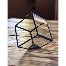 ミニテラリウム ステンドグラス