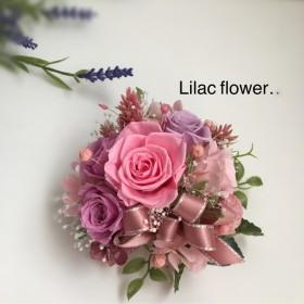 母の日ギフト ピンクマカロン 花の贈り物 ハピネス ピンク プリザーブドフラワー ギフト プレゼント 母の日 お誕生日 結婚記念日