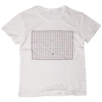原稿用紙 おもしろデザインTシャツ ユニセックスXS〜XLサイズ Tcollector