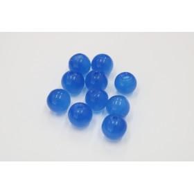 キャッツアイ ブルー 8mm 10粒 9-9-10