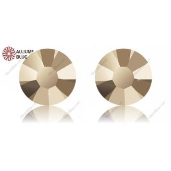 Preciosa プレシオサ MC マシーンカットチャトン Rose MAXIMA マキシマ Flat-Back Hot-Fix Stone (438 11 615) SS6 クリスタル スターライト