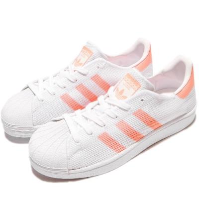 adidas 休閒鞋 Superstar W 輕量 女鞋