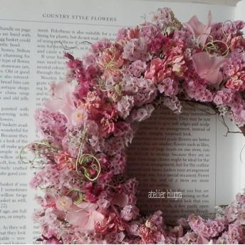 八ヶ岳〜PinkWreath Ver.2