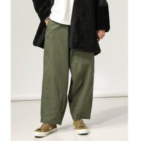 [マルイ] メンズスラックス(BLUGARIAN CLOTH DART HEM MIL TROUSERS)/J.S.ホームステッド(J.S.Homestead)