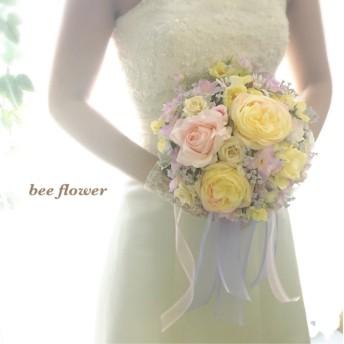 パステルローズのブーケ〜pastel color bouquet〜