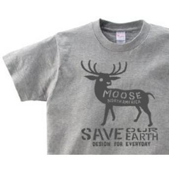 【再販】moose WM~WL S~XL Tシャツ【受注生産品】