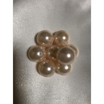淡水パール 12mm玉 1セット8粒