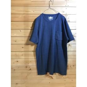 【NEW】サックスワッフルTシャツ / YS FACTORY