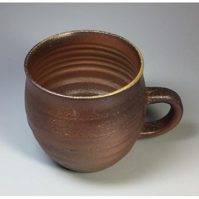 工房Hekizan● 岡本白水● 備前焼●コーヒーカップ 0072