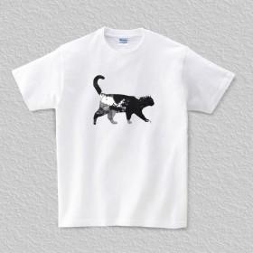 Tシャツ Cat004 (TRUSS ヘビーウェイトTシャツで)