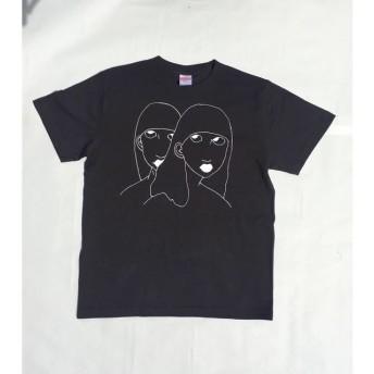 一点物・手描きTシャツ《半袖・メンズS》