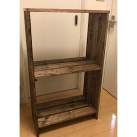 rack(収納棚) ~アンティークワックス仕様~