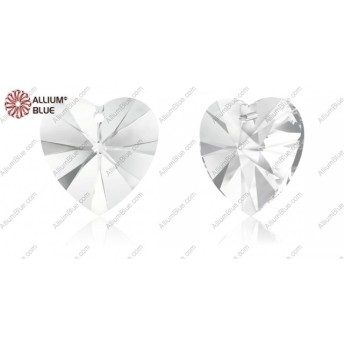 【スワロフスキー#6228】10粒 XILION Heart ペンダント 10.3x10mm クリスタル