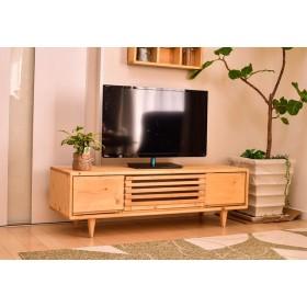 TVボード120 ナチュラル テレビボード
