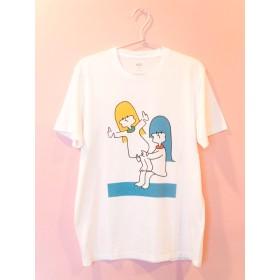 【送料込み】縁の下の力持ち Tシャツ(半袖)